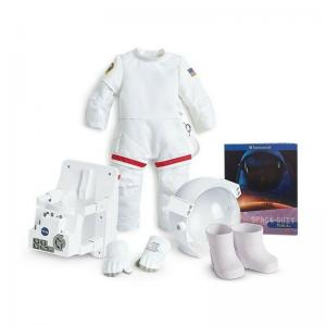 2018 American Girl Doll of the Year Luciana Mars Space Suit Gloves ONLY