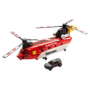Matchbox Power Launcher Chinook Helicopter