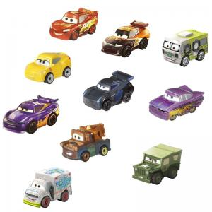 Cars Mini Racers Variety 10-Pack