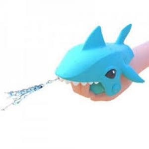 Aqua Creatures Pink Shark Squirterz and Crocodile Swim Mask