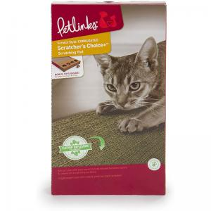 Petlinks Scratchers Choice+ Scratching Pad