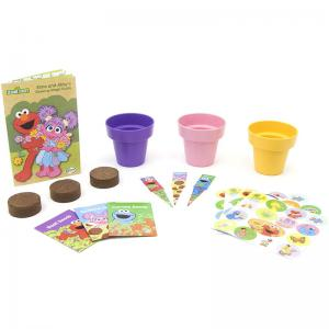 Sesame Street Abby's Garden Planting & Watering Can Outdoor Activity Sets