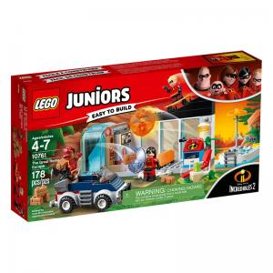 LEGO Juniors Incredibles 2 The Great Home Escape