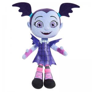 Ghoul Girl Vampirina, Ghoul Girl Poppy, Wolfie, Buttons, and Demi Plushes