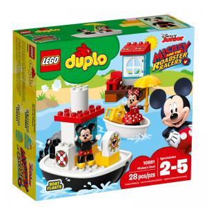 LEGO Duplo Mickey and the Roadster Racers Mickey's Boat