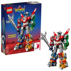 LEGO Voltron Defender of the Universe