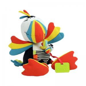 Dolce Large Plush with Teethers