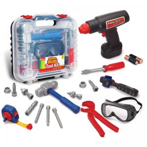 20 Piece Deluxe Tool Kit with Carrying Case