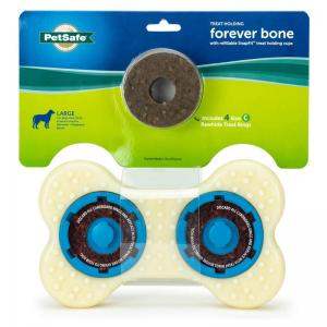Treat Holding Forever Bone