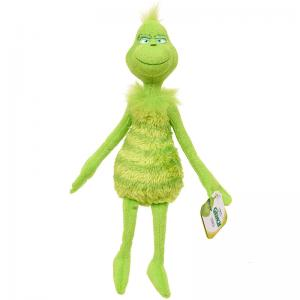The Grinch Movie Plush Figures
