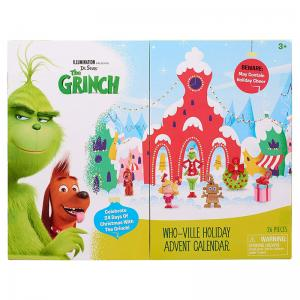 The Grinch Who-Ville Holiday Advent Calendar
