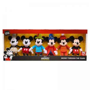 Mickey The True Original Mickey Through The Years Stuffed Toy Collection
