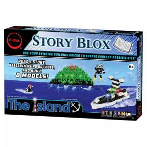 Story Blox The Island