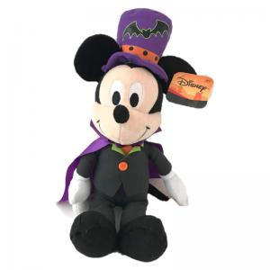 Halloween Mickey and Minnie Stuffed Dolls