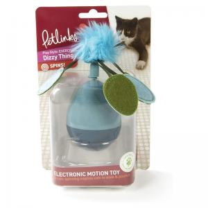 Petlinks Dizzy Thing and Wild Waver Cat Toys