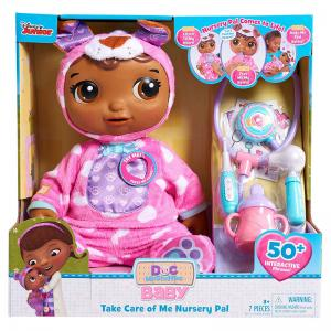 Doc McStuffins Baby Take Care of Me Nursery Pal