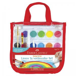 Learn to Watercolor Set