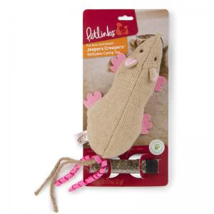 Petlinks Jeepers Creepers Catnip Toy