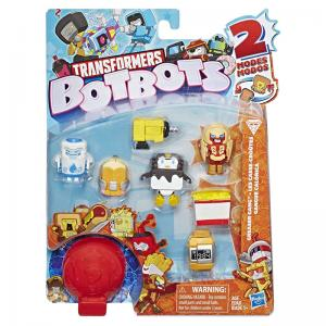 Transformers Botbots Series 1 8-Pack and 5-Pack