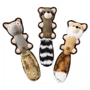 Spot Dura-Fused Hemp Friends Dog Toys
