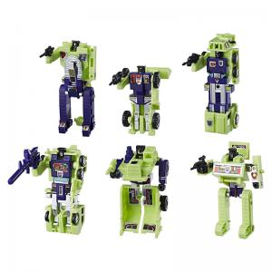 Transformers Construction Warrior Devastator
