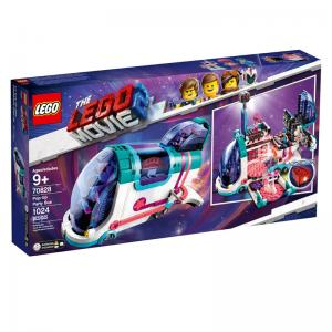 The LEGO Movie 2 Pop-Up Party Bus