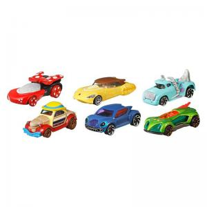 Hot Wheels Disney Die Cast Cars