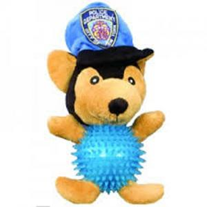 NYPD Dog Toy