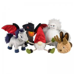 Willow's Mythical Plush Toy Collection