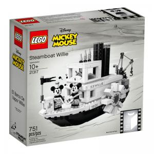 Disney Mickey Mouse Steamboat Willie