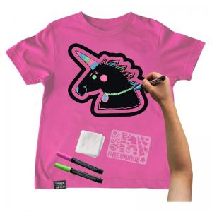 Make your Chalk of the Town Chalkboard T-shirts
