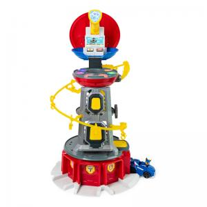 PAW Patrol Mighty Pups Super Paws Lookout Tower