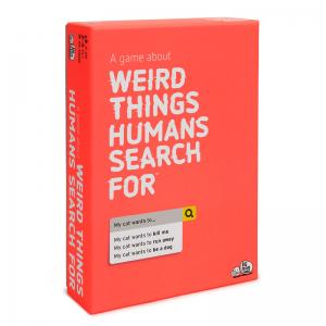 Weird Things Humans Search For