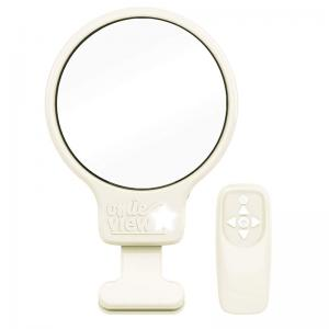 The Omie View Bassinet Mirror