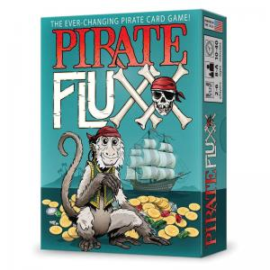 Zombie, Nature, and Pirate Fluxx