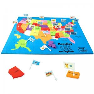 Mapology Puzzle