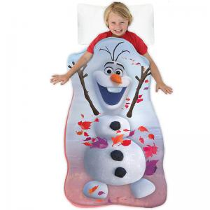 Disney Frozen 2 Wearable Blankets and Olaf-Shaped Blanket