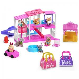 Barbie Pets Deluxe Pet Set