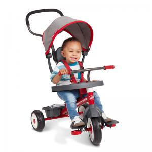 Radio Flyer 5-in-1 Activity Stroll 'N Trike