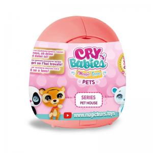 Cry Babies Magic Tears Series Bottle House and Pet House