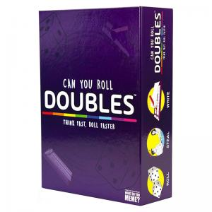 Can You Roll Doubles