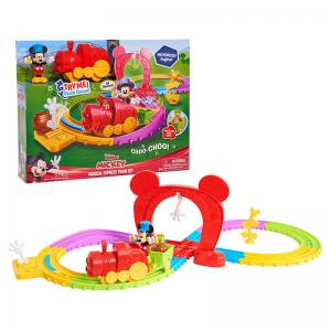 Disney Junior Mickey Musical Express Train Set