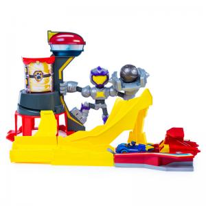 PAW Patrol Mighty Meteor Track Set and Marshall Deluxe Vehicle