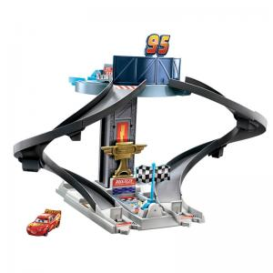 Disney Pixar Cars Rust-Eze Racing Tower