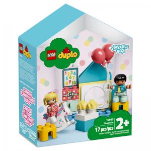 LEGO Duplo Playable Boxes Bedroom and Playroom