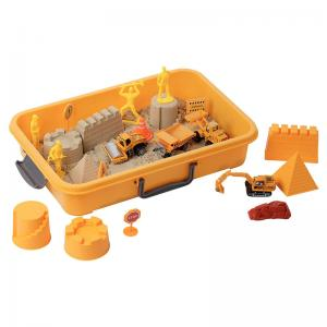 Tractor Sand Toy Set