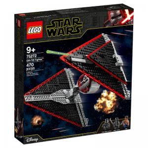 LEGO 2020 Star Wars Sith TIE Fighter and Poe Dameron's X-Wing Fighter