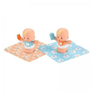 Fisher Price Little People Babies and Cuddle & Play Nursery