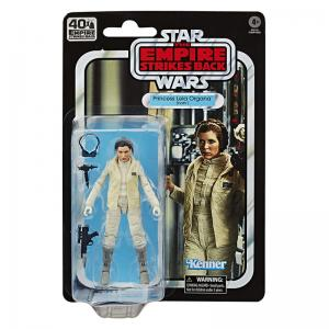 Star Wars: The Empire Strikes Back The Black Series 40th Anniversary Action Figures