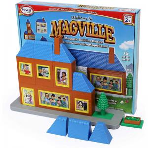 Welcome to Magville Magnetic Building Blocks